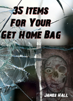 35 Items for Your Get Home Bag